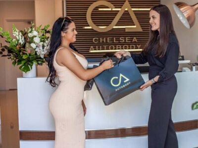 Chelsea Auto Body Receptionist