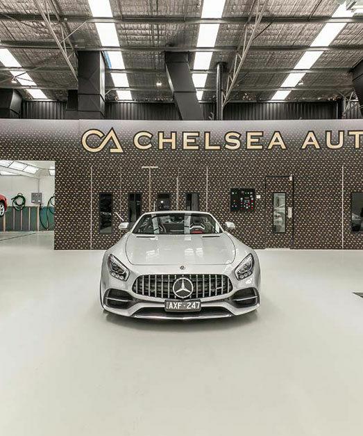 Chelsea Auto Body
