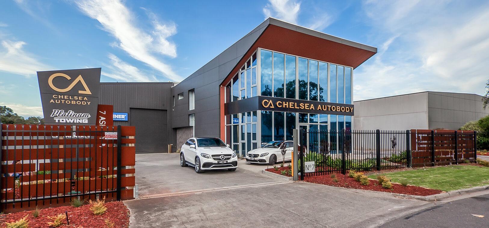CA Chelsea Autobody